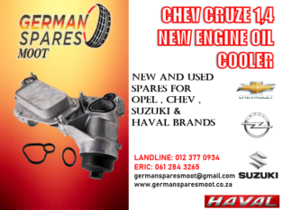 At German Spares Moot – We offer a wide variety of CHEV, OPEL,