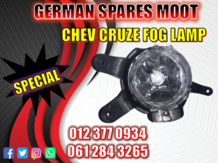 Chev Cruze Fog Lamp – New and Used spare parts available