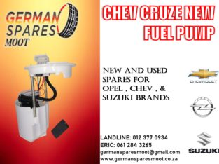 CHEV CRUZE NEW FUEL PUMP FOR SALE