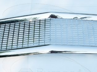 Volvo Pv 544/Duett Front Grill stainless steel