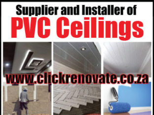 CLICK Renovation, Painting & PVC Ceilings