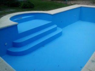 We do new swimming pools and lappas