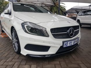 2015 MERCEDES A200 BE AUTO AMG PACK