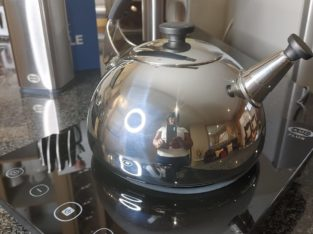 AMC GOURMET KETTLE AND FLUX INDUCTION COOKER