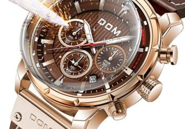 New 2020DOM Sapphire Sport Watches for Men Top Brand