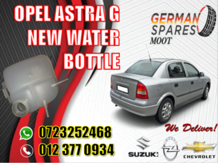OPEL ASTRA G/NEW/WATER BOTTLE/ FOR SALE