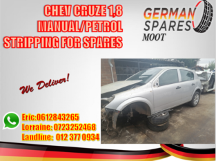 OPEL ASTRA H/1.6/MANUAL/PETROL/STRIPPING FOR SPARES