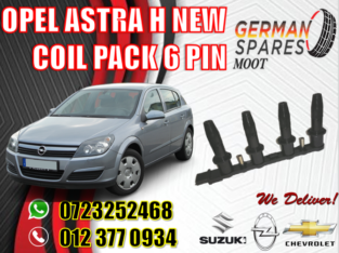 OPEL ASTRA H/NEW/COILPACK 6 PIN/FOR SALE