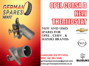 OPEL CORSA D NEW THERMOSTAT FOR SALE