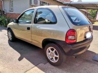 2006 Opel corsa lite 1.4i for sale R11.500