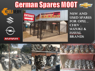 At German Spares Moot – We offer a wide variety of CHEV, OPEL
