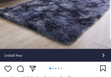 Am selling fluffy carpets