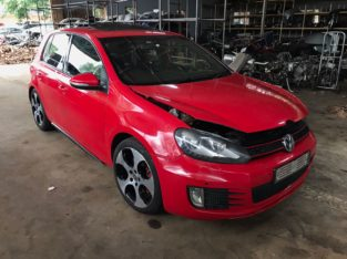 Volkswagen Golf 6 GTI 2.0 CCZ Auto Stripping for Used Spares