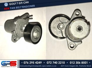 Volkswagen Golf 7 GTI CHH New Fan Belt Tensioner Pulley & Spares