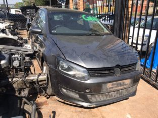 Volkswagen Polo 6 1.9 TDI Diesel Stripping for Used Spares