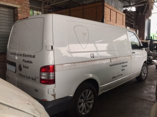 Volkswagen Transporter T5 2.0 TDI CAA Stripping for Used Spares