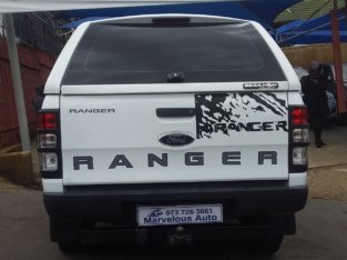 2014 Ford Ranger Double Cab 2.2