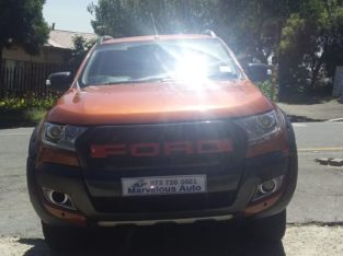 2013 Auto Ford Ranger Wild Truck Double Cab 4×4 3.2
