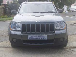 2008 Auto Jeep Laredo CRD