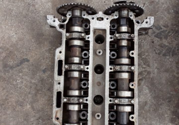 CORSA D (Z14XEP) USED CYLINDER HEAD AVAILABLE