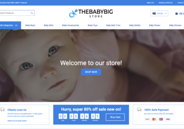 Your Own Onlie Store!! TheBabyBigStore | 5,000+ Products