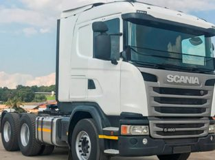 Scania Double axle G460 Truck tractor