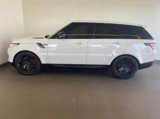 Land Rover – Range Rover Sport 5.0 V8 Supercharged HSE Dynamic