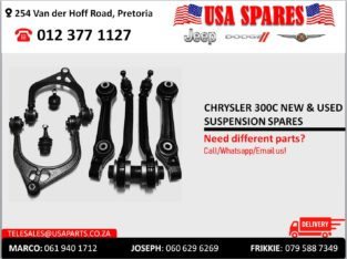 CHRYSLER 300C NEW & USED SUSPENSION SPARES FOR SALE