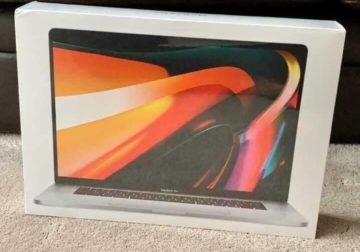 Apple MacBook Pro 16 inches Brand New In The Box and Sealed