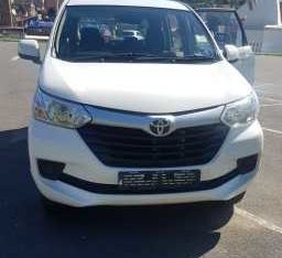 2016 Toyota Avanza 1.5sx excellent condition.