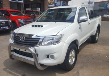 TOYOTA HILUX RAIDER 3.0 HIGH RIDER LONG BASE 2012