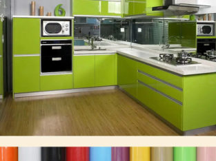 VINYL KITCHEN AND FURNITURE WRAPPING