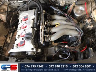 Audi A4 B6 2.0 ALT Second Hand Engine & Used Spares Parts