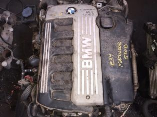 BMW E39 530d M57 5 Series Used Engine & Spares Parts