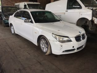 BMW E60 5 Series 2007 Auto Stripping for Used Spares