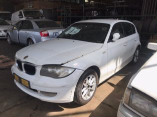 BMW E87 1 Series 2011 Manual Stripping for Used Spares