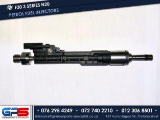 BMW F30 3 Series N20 Petrol Fuel Injector & Used Spares