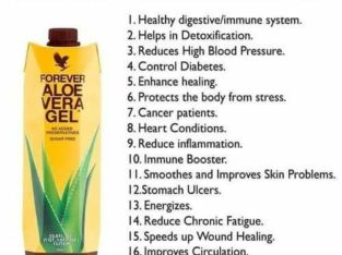 Forever living products & Business opportunity with Sthe Seie