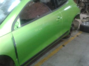 VW SCIRROCCO TSI 2.0 STRIPPING FOR SPARESS