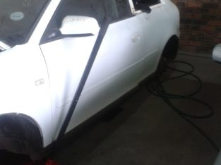 AUDI A3 1.8 STRIPPING FOR SPARES