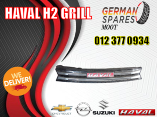 HAVAL H2 GRILL SPARE PART AVAILABLE