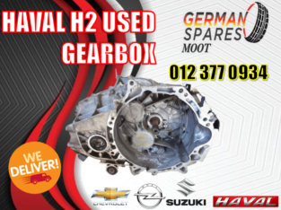 HAVAL H2 USED GEARBOX SPARE PART AVAILABLE