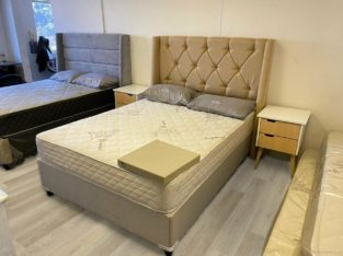 Huge Bed SALE starting at R900 (Mattress)!!