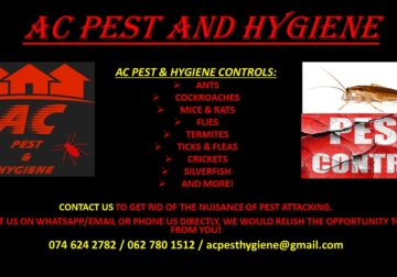 AC PEST AND HYGIENE