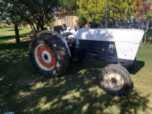 Case David brown 995 tractor for sale R25000 or to swop