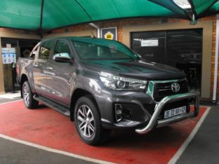 Toyota Hilux 2.8GD-6
