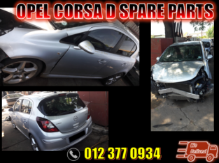OPEL CORSA D USED SPARE PARTS AVAILABLE