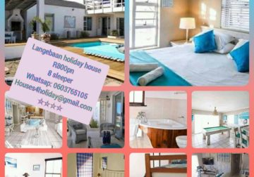 Half price holiday house langebaan
