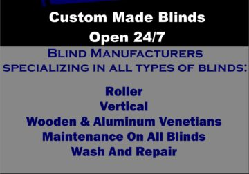 RA Blinds Manufacturers and Suppliers