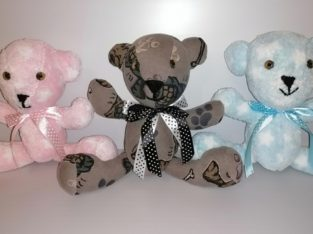 Sherry's Forget Me Not Teddies